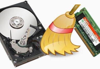 Como liberar espacio del disco duro.